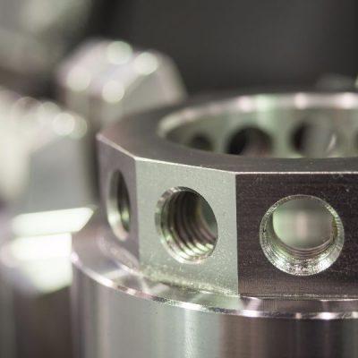 CNC-sorvaus